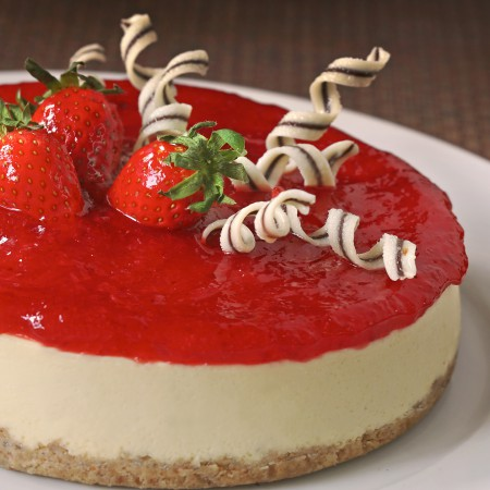 Strawberry Cheese Cake Crop
