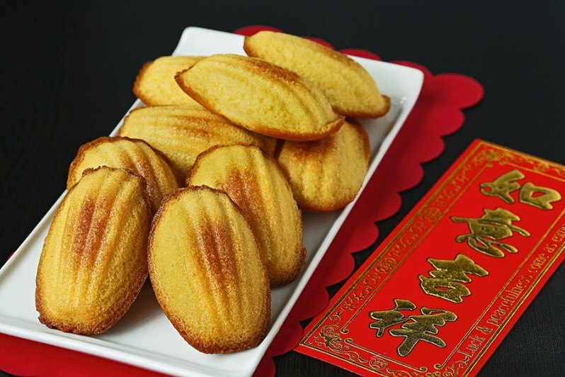 Honey Madelines