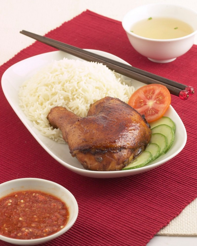 Chicken rice (2)