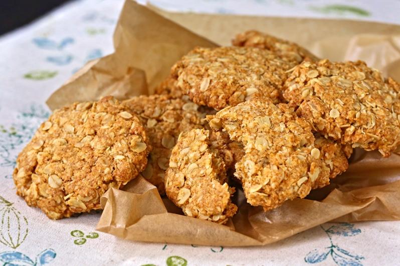 09 Oats Cookies