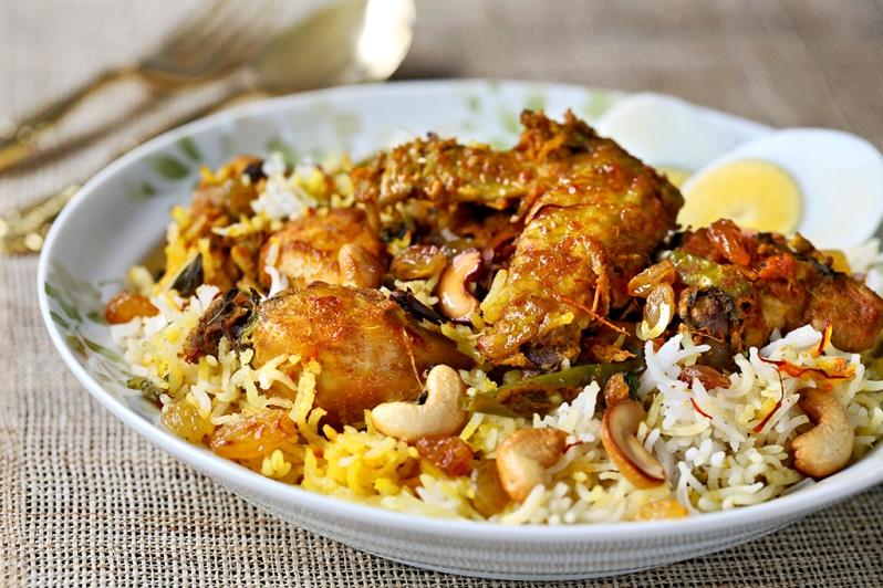 Calicut Chicken Briyani