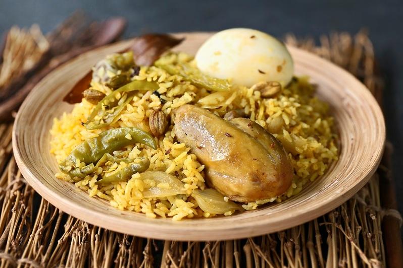 Seeraga Samba Chicken Pilau