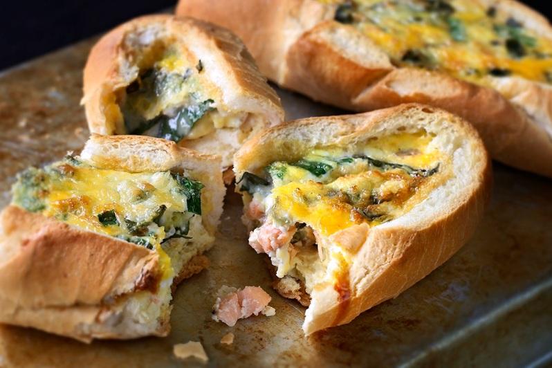 baked-salmon-egg-rolls