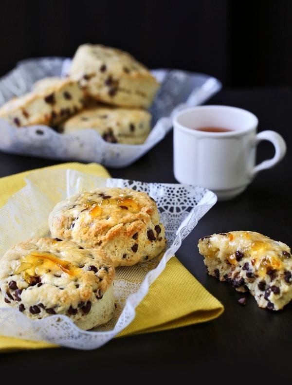 sour-cream-chocolate-chip-scones