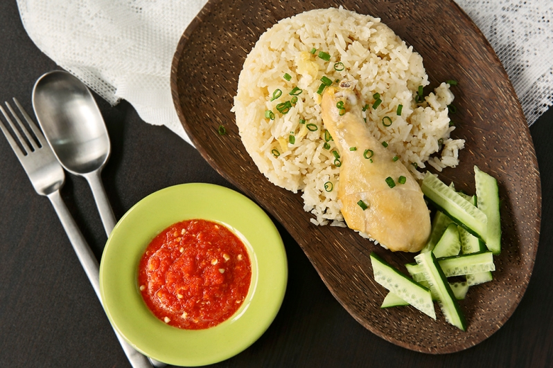 one-pot-hainanese-chicken-rice
